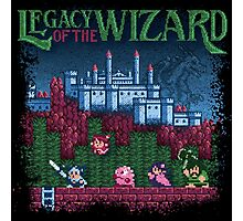 Wizard of the Legacy Photographic Print
