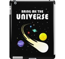 Bring Me The Universe iPad Case/Skin