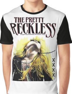 the pretty reckless Graphic T-Shirt