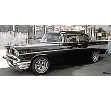 Chevrolet: I Own This Road Photographic Print
