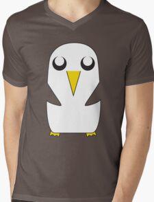 Adventure Time - Gunter Mens V-Neck T-Shirt