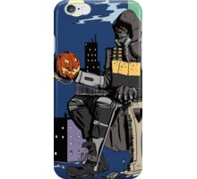 Scarecrow's Long Halloween - Batman: Arkham Knight iPhone Case/Skin