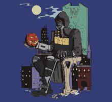 Scarecrow's Long Halloween - Batman: Arkham Knight by RabidDog008