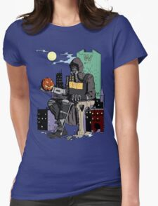 Scarecrow's Long Halloween - Batman: Arkham Knight Womens Fitted T-Shirt