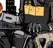 Scarecrow's Long Halloween - Batman: Arkham Knight Sticker