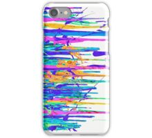 Color disaster iPhone Case/Skin