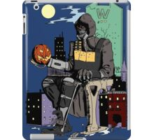 Scarecrow's Long Halloween - Batman: Arkham Knight iPad Case/Skin