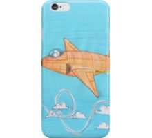 The right stuff! iPhone Case/Skin