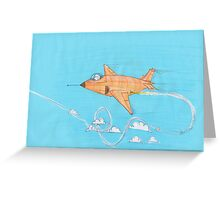 The right stuff! Greeting Card