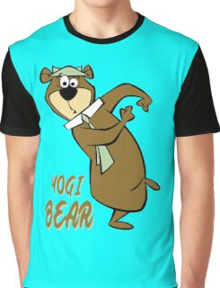 Yogi bear Graphic T-Shirt