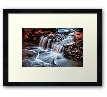 Liquid Beauty Framed Print