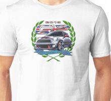2013 MINI GP / blue ribbon Unisex T-Shirt