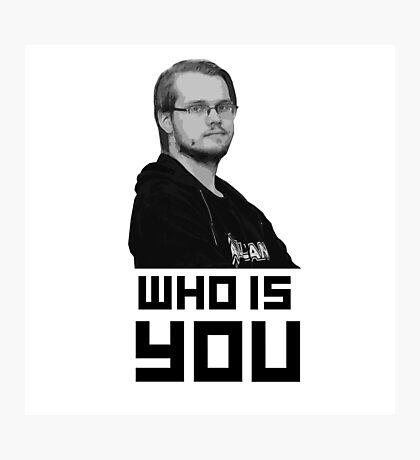Who is you - Armada (Smash Bros)  Photographic Print