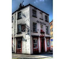 Old Red Lion Photographic Print