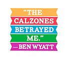 "Parks & Rec: ""Calzones"" by dictionaried"