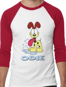Odie - garfield Men's Baseball ¾ T-Shirt