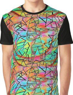 hieroglyph Graphic T-Shirt