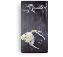 Hands of the Puppeteer Canvas Print