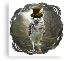 Lord of the Owls Canvas Print
