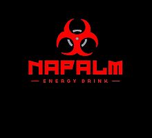VGHS Napalm Energy Drink (Red Edition) by FlowDesigns