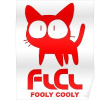 FLCL - Fooly Cooly Poster