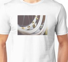 BBS LM with Gold Bolts and Polished Lips Unisex T-Shirt