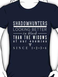 "The Mortal Instruments: ""Shadowhunters"" T-Shirt"