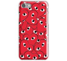 CDG PLAY iPhone Case/Skin