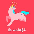 Wonderful Unicorn by OneAlice