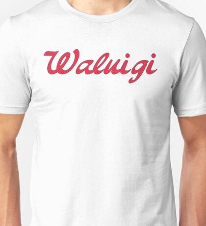 Walgreens Waluigi Unisex T-Shirt