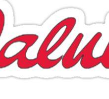 Walgreens Waluigi Sticker