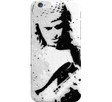 Portrait of Pastorius iPhone Case/Skin