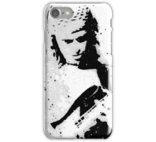 Portrait of Pastorius iPhone Case/Skin