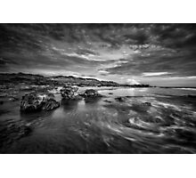 Roiling Reddell Photographic Print