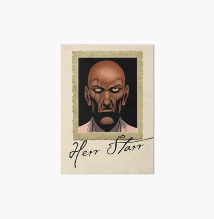 Herr Starr from Preacher Art Board