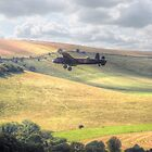 Thumper Flies Down The Coombes Valley - HDR by Colin J Williams Photography