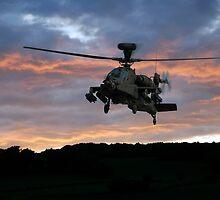 Apache Sunset by © Steve H Clark Photography