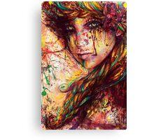 Russian braid Canvas Print