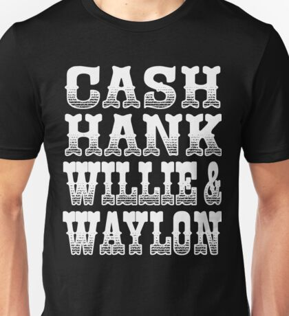 Country Legends Unisex T-Shirt