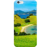 Bay of Islands, New Zealand iPhone Case/Skin