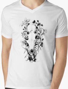 Autumn Fruit Mens V-Neck T-Shirt