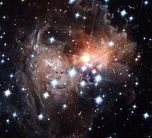 V838 Monocerotis by Old-Time-Images