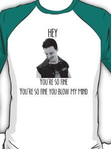 oh Mickey Milkovich you're so fine T-Shirt