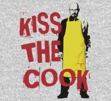 KISS THE COOK by derP