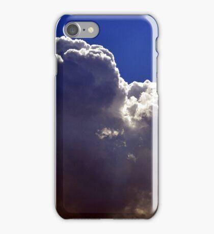 Sky above iPhone Case/Skin