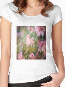 Azalea, mon Amour 2 Women's Fitted Scoop T-Shirt