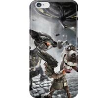 Cool cat and dog iPhone Case/Skin