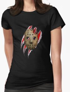 Jason [Friday the 13th] Womens Fitted T-Shirt