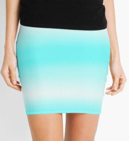 Aqua haze  Mini Skirt
