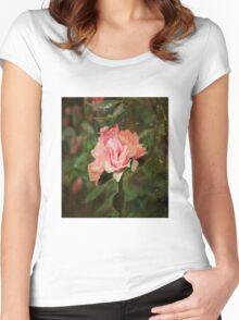 Azalea, mon Amour 3 Women's Fitted Scoop T-Shirt